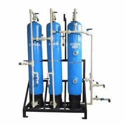 Water And Process Solutions / Mix Bed Unit