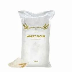 Wheat Flour, Packaging Size: 25 Kg, Packaging Type: HDPE Bag