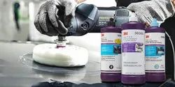 Liquid, Powder and solvent 3M Paint Finishing