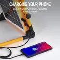 Emergency Solar Flood Light