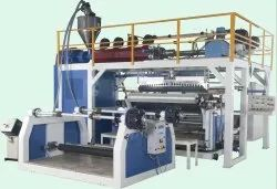Extrusion Coating Lamination Machine Manufacturer and Exporter in India Ahmedabad