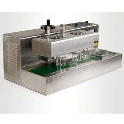 Air Cooling Automatic Cap Sealing Machine, Voltage: 220 Volt