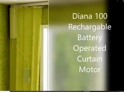 Diana 100 Rechargeable Battery Curtain Motor
