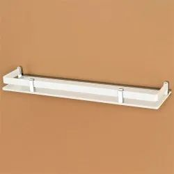White ACRYLIC Plantex Front Shelf, For GENERAL, 1