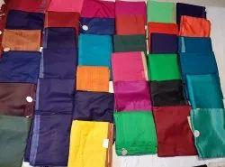44 Inch Plain Silk Fabric