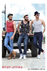 CANBERRY Men Demin Jeans
