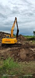 Soil Digging Services For Hospital Building