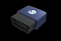 塑料无线GS21A GPS跟踪器,带智能插头和播放,自行车