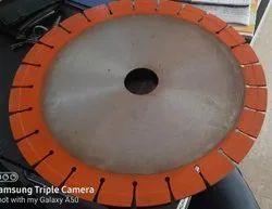 Red High Speed Steel CONCRETE BLADE 14'' , 16''