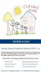 Bank Salaried & Self Employed Home Loan, 5 Years To 30 Years, Starting From 15 Lakhs