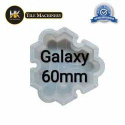 Galaxy PVC Rubber Mould