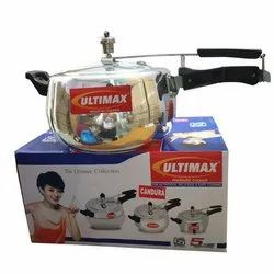 CENTURA Pressure Cooker With Induction Base