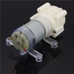 UNIQUE INDIA R385 DC 6V - 12V Diaphragm Water Pump Tea Machine/Aquarium KG436