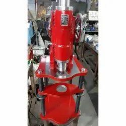 Mild Steel Portable Boring Machine, Automation Grade: Semi-Automatic