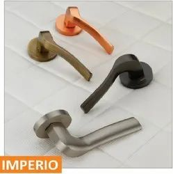 Imperio Brass Mortise Handle