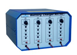 Fully Automatic Battery Charger for Two Wheeler Batteries