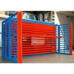 Automatic Sheet Storage Rack
