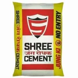 OPC Shree Jung Rodhak Cement, Packaging Size: 50 Kg