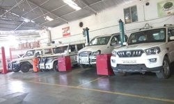 Mahindra Car Service Station (Authorised), For Automotive