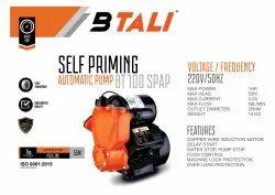 Self Priming Automatic Pump BT 100 SPAP