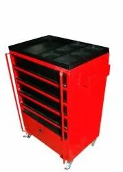 5 drawer Garage Tool Trolley