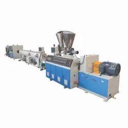 Automatic Twin Screw Extruder Machine
