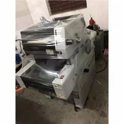Toko 7700 Mini Offset Printing Machine