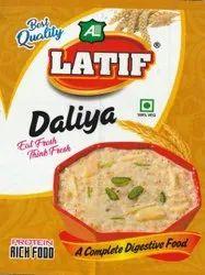 Best Quality Wheat Daliya, Packaging Size: 36 Kg, Protein Rich Food