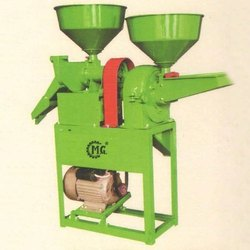 Combined Rice and Crusher Mill