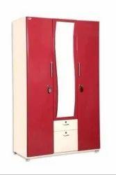 Domestic Steel Almirha 2/3 Door, For Home