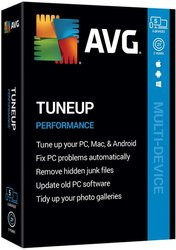 AVG Tuneup Software, PC, Mac & Android