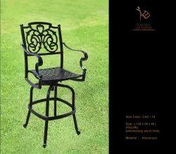 Tavern Cast Aluminium Chair