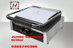 Hariom Equipments Sandwich Griller