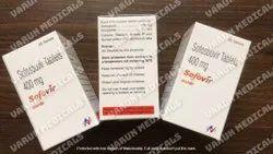 Sofovir 400 mg Tablet (Sofosbuvir)