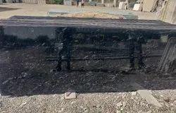 Black Pearl Granite, Slab, Thickness: 16mm