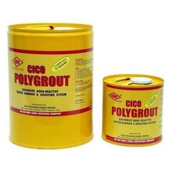 Cico Polygrout Expansive Aqua-Reactive Water Barrier Grouting System