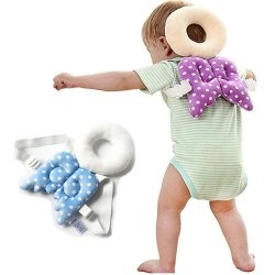 Baby head protector-Cotton Baby Head Protector for Crawling