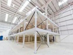 Industrial Shed Mezzanine Floor