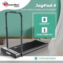 JogPad-5 Smart Walk & Jog, Double Fold Treadmill with Remote Control