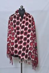 ST13 Ladies Woolen Stole