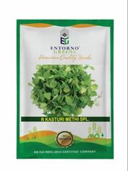 R Kasturi Methi SPL Seeds, Packaging Type: Plastic Pouch, Packaging Size: 100gm and 500 gm