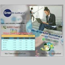 High Speed Internet Broadband