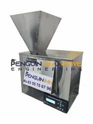 Powder And Granules Filling Machine