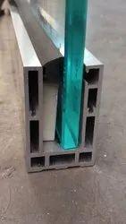 Balcony,Staircase Panel Aluminum Railings, For Railing Fittings