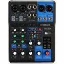 MG06X Yamaha 6 Channel Audio Mixer