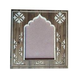 Veneer Wood Temple Door