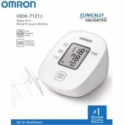 Omron Automatic Blood Pressure Monitor HEM 7121J