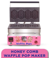 Waffle Maker - Waffle Pops