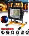 Portable Rechargeable LED Flood Light 100w