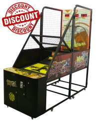 Street Basketball Arcade Game Machine